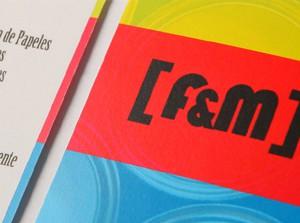 Tarjeta de visita F&M